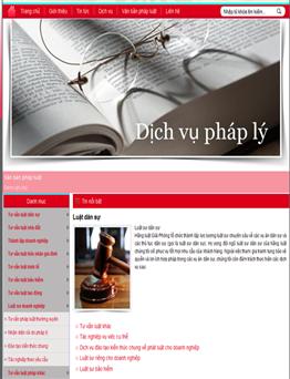 Tư vấn luật YTVL-101M1 (Đỏ)