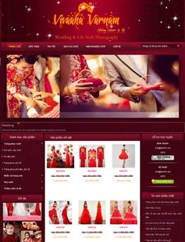 Áo cưới YAC-N001