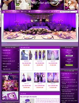 Áo cưới YAC-N002