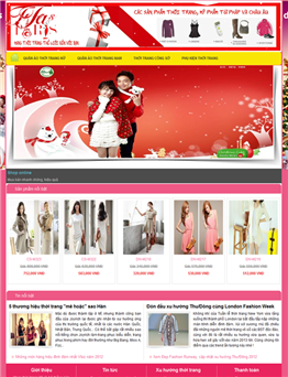 Shop thời trang YFS--023