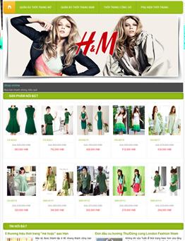 Shop thời trang YFS--025